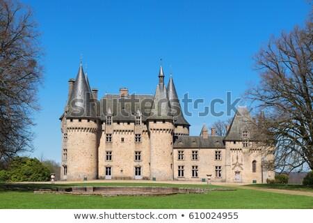 Castelo franc s edif cio ao ar livre for Salon la tour