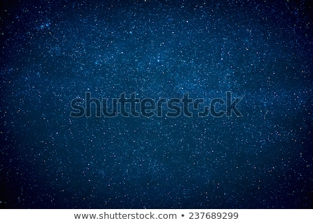 milkyway on clear night sky stock photo © bank215