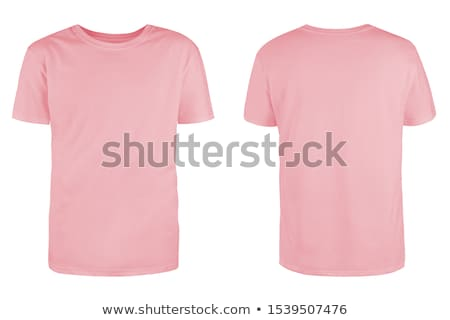 Pink tee Stock photo © disorderly