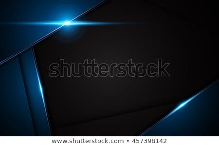 triangle metal background design Stock photo © SArts