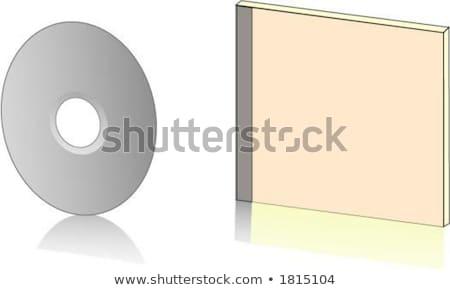 cddvd case stock photo © spectral