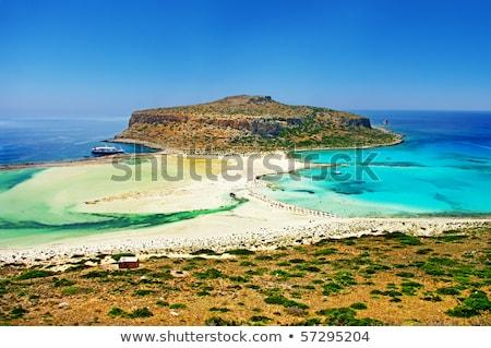surpreendente · cenário · grego · o · melhor · praias - foto stock © Freesurf