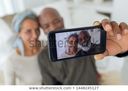 Vue actif supérieurs personnes Photo stock © wavebreak_media