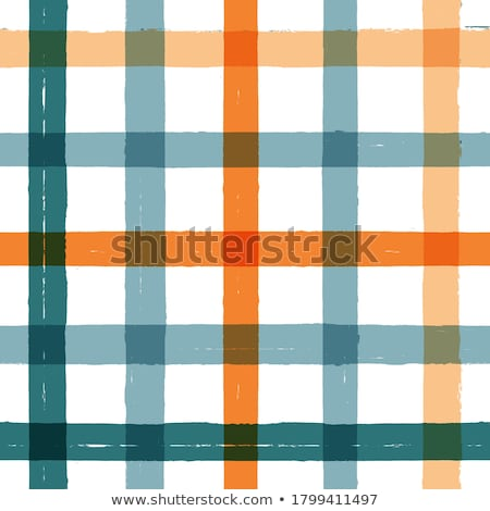 tartan color seamless vector pattern stock photo © barsrsind