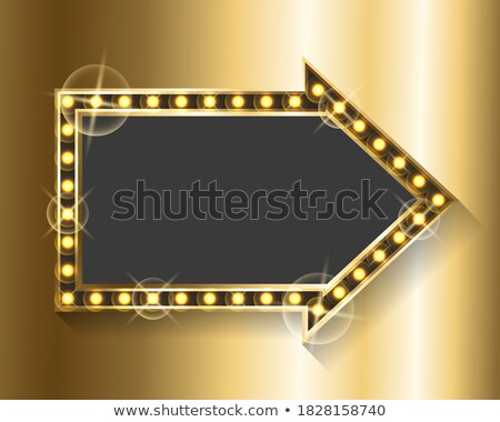 Weekend Best Sale Proposal from Shop Gold Banner Stock photo © robuart