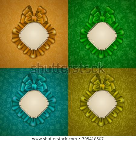 retro · tarjeta · diente · de · león · tarjeta · de · felicitación · flores · habitación - foto stock © beholdereye