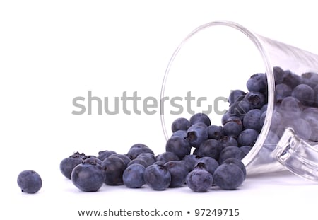 bleuets · cuisine · myrtille · fruits · confiture · table · de · cuisine - photo stock © rob_stark