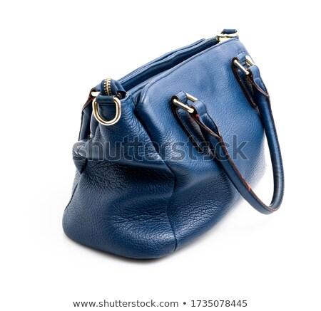современных сумочка белый женский изолированный Сток-фото © lypnyk2