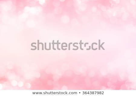 Abstract roze mooie romantische harten liefde Stockfoto © elly_l