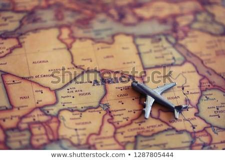 ストックフォト: 旅行 · アフリカ · アフリカ · 大陸 · 風景 · 動物