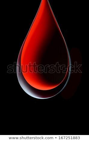 rosso · bella · donna · bionda · nude · donna · sexy - foto d'archivio © alexandkz
