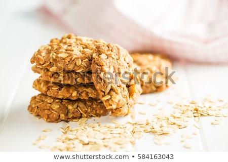 Zab süti édes izolált fehér Stock fotó © Stocksnapper