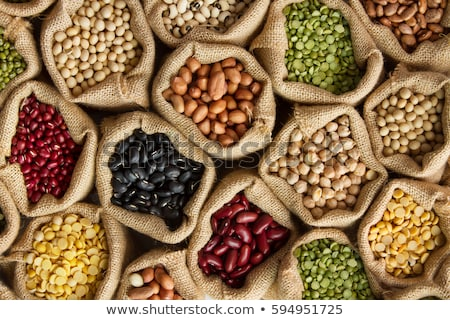 Beans and Seeds Stock photo © MamaMia