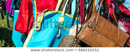 рынке шаблон кошелька многие Рынки Сток-фото © jeancliclac