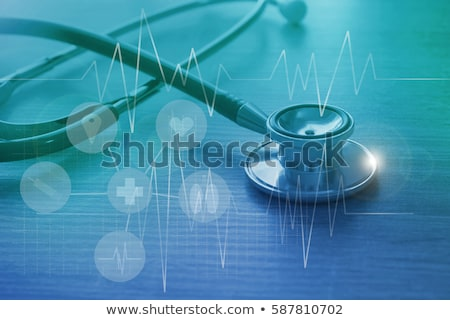 Lung illness. health care concept Stock photo © designers