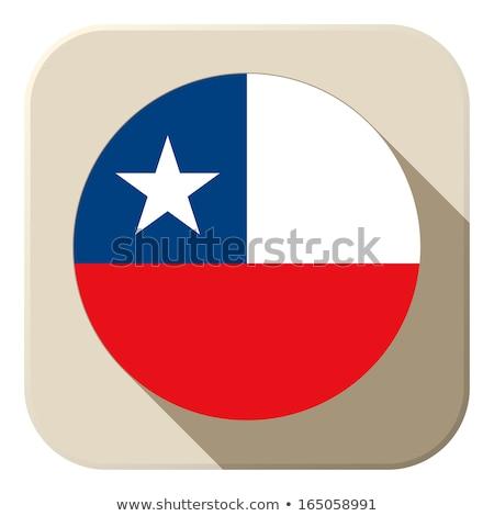 Tabletta Chile zászló kép renderelt mű Stock fotó © tang90246