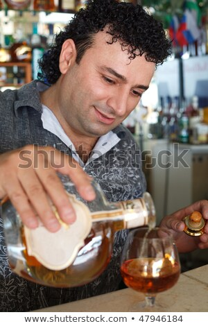 bouteilles · vin · tablettes · rack · magasin · fond - photo stock © paha_l