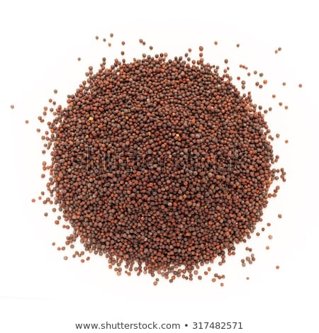 Köteg organikus barna mustár fekete indiai Stock fotó © ziprashantzi