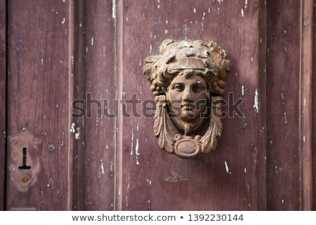 улице · Италия · узкий · старые · домах - Сток-фото © steffus