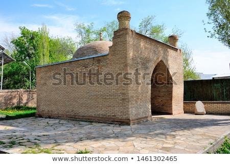 Ancient Islamic tomb Stock photo © bbbar