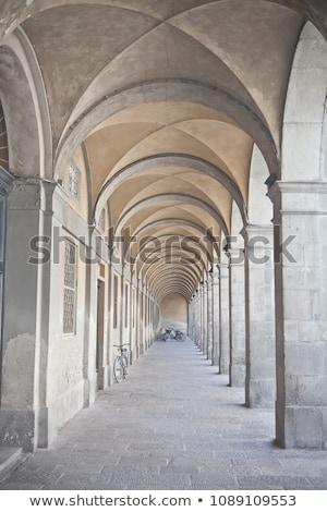 ancient passageway stock photo © zurijeta