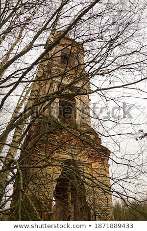 Abandon Tower Bell Stock photo © Photooiasson