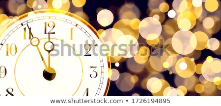 Christmas Party Celebration New Years Approaching Stock photo © robuart