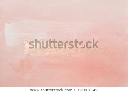 abstract mother's day background with paint brush stroke Stockfoto © SArts