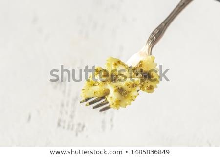 パスタ · トマトソース · プレート · ランチ · 食事 · 皿 - ストックフォト © alex9500