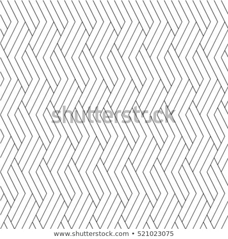 бесшовный геометрический иллюзия шаблон простой Сток-фото © ExpressVectors