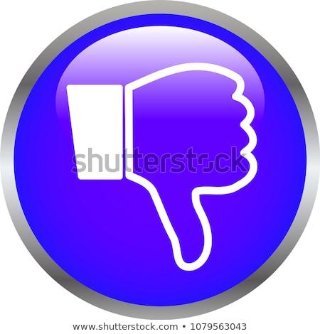 Stok fotoğraf: Parlak · düğme · örnek · renkli · iş