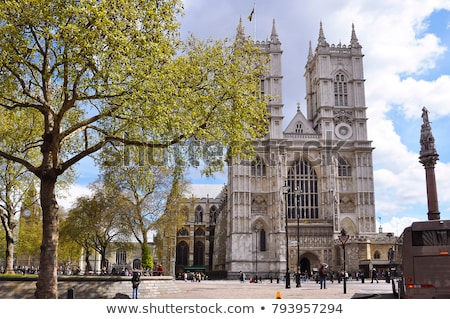 Westminster Column Stock photo © ribeiroantonio