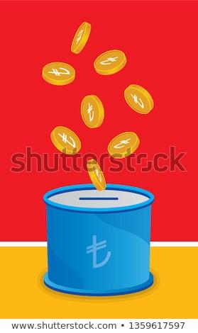 moneybox stock photo © anatolym