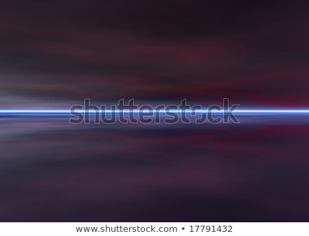 3d Rendered Night Distant Skyscape Stock photo © bobbigmac