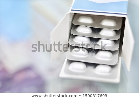 five supplements stock photo © melpomene