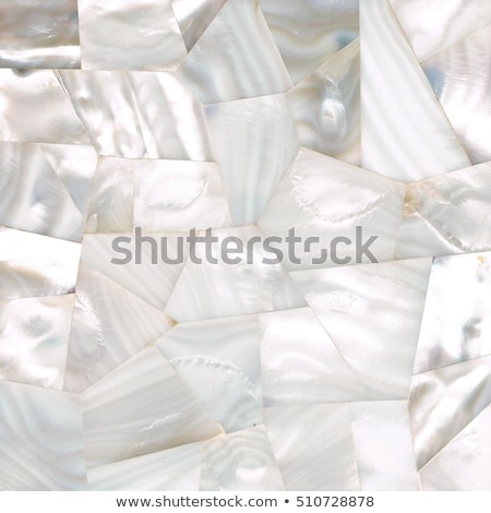 Background pearl tiles Stock photo © RuslanOmega