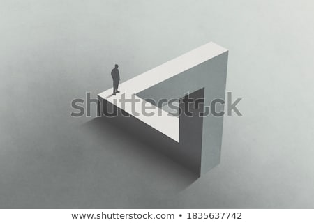 Impossible construction. Stock photo © Leonardi