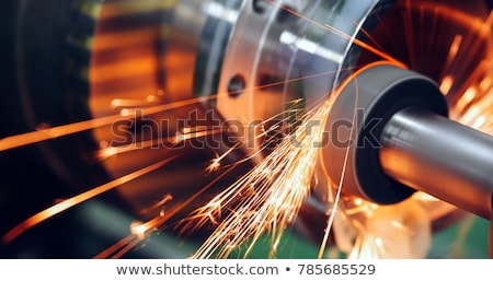 Industrial metal detail Stock photo © Andriy-Solovyov