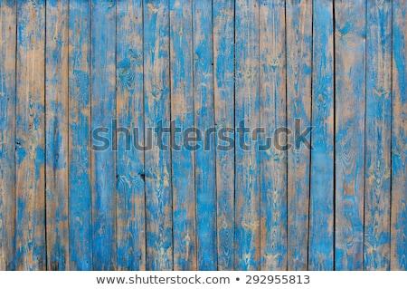 rundown wooden planks stock photo © prill