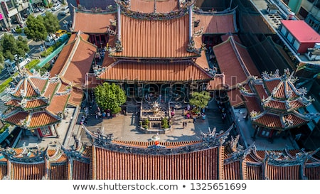 Mengjia Longshan Temple Stock photo © searagen