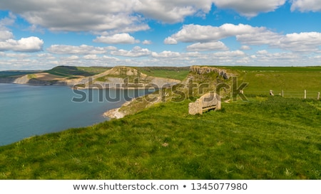 St  Aldhelm's Head on Dorset's Jurassic Coast Stock photo © flotsom