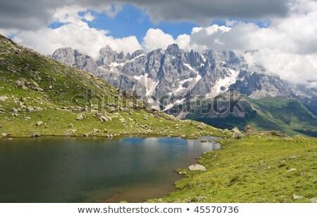 Meer bleek zomer Italiaans foto Stockfoto © Antonio-S
