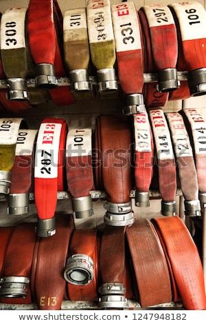 Engine Co. 5 Stock photo © chrisbradshaw