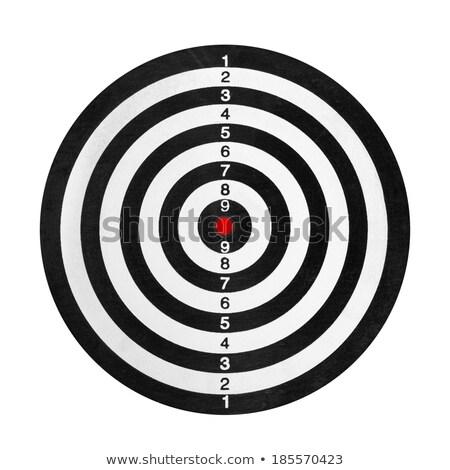 Shooting Range - Human Target Stock photo © axstokes