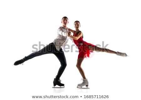 pair of skates Stock photo © mayboro1964