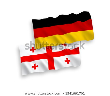 Germany and Georgia Flags  Stock photo © Istanbul2009