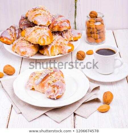 Martin croissants from Poznan Stock photo © Dar1930