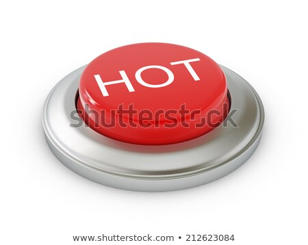 Hot Button Stock photo © Lightsource