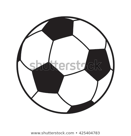 soccer ball with trophy Stock photo © get4net