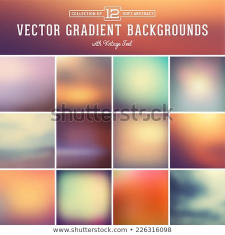 Colorido rojo azul verde color vidrio Foto stock © magraphics